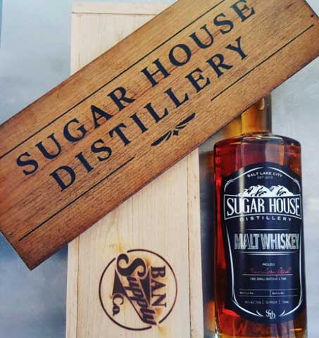 Sugar House Distillery is a whiskey distiller in the heart of Salt Lake, Utah. Celebrate World Whiskey Day in Utah!