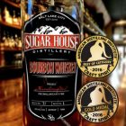 Bourbon Whiskey won two Gold Medals