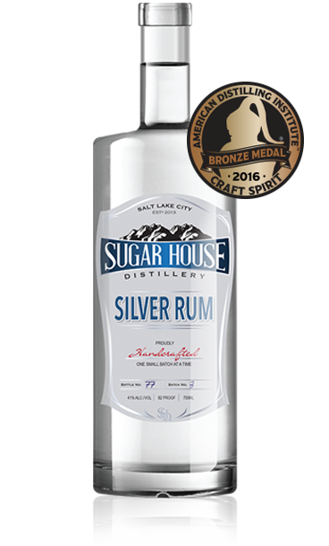 SHD Silver Rum Bronze Medal