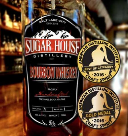 Big Win for Utah-Made Bourbon Whiskey