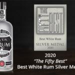 Sugar House Distillery Silver Rum Silver Award